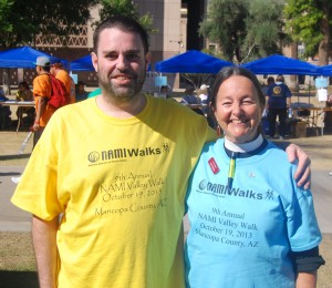 Photo: ~Rory taken at Phoenix NAMIWalk 2013